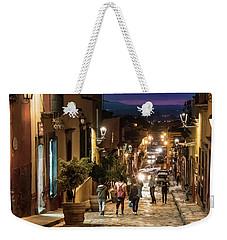 A Beautiful Night Weekender Tote Bag