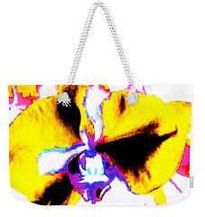 A Beautiful Orchid Weekender Tote Bag