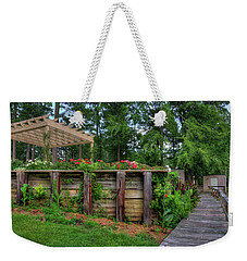 A Beautiful Place Weekender Tote Bag by Ester Rogers