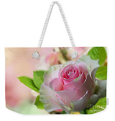 A Beautiful Rose Weekender Tote Bag