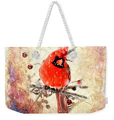 Weekender Tote Bag featuring the photograph A Beautiful Thing by Betty LaRue