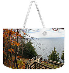 A Beautiful Walk Weekender Tote Bag