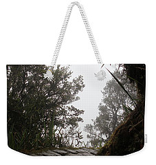 A Bend In The Path Weekender Tote Bag