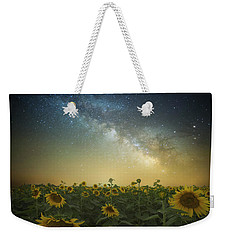 A Billion Suns Weekender Tote Bag by Aaron J Groen