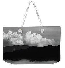 A Black And White Day Weekender Tote Bag
