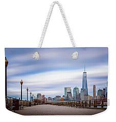 A Boardwalk In The City Weekender Tote Bag