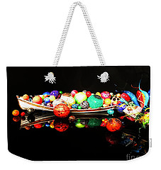 A Boatload Of Chihuli Weekender Tote Bag