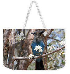 A Bouquet For You Weekender Tote Bag by Donna Kennedy