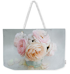 A Bouquet Of June Roses Weekender Tote Bag
