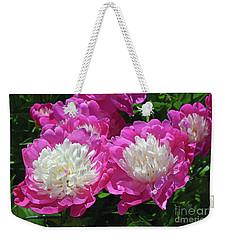 A Bouquet Of Peonies Weekender Tote Bag