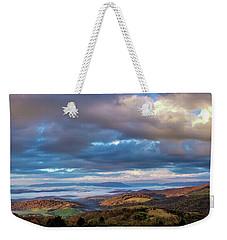 A Break In The Clouds Weekender Tote Bag