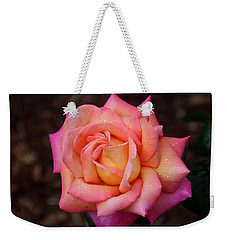 Weekender Tote Bag featuring the photograph A Breath From Sarasota by Michiale Schneider