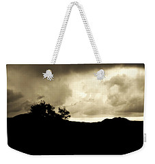 A Brewing Storm Weekender Tote Bag by Nature Macabre Photography