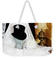A Bridal Scene Weekender Tote Bag