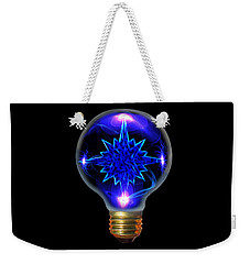 A Bright Idea Weekender Tote Bag by Shane Bechler