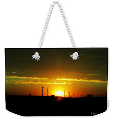 A Brighter Future Weekender Tote Bag