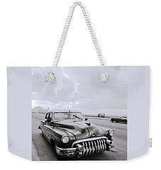 A Buick Car Weekender Tote Bag by Shaun Higson