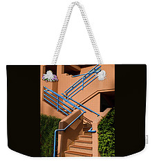 Weekender Tote Bag featuring the photograph A Bunch Of Pansies by Paul Wear