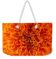 A Burst Of Orange Weekender Tote Bag
