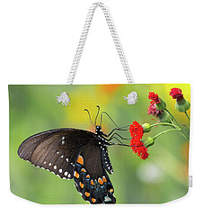 A Butterfly  Weekender Tote Bag