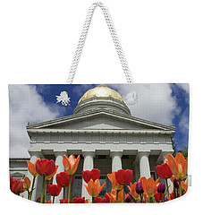A Capitol Day Weekender Tote Bag