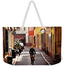 A Casual Tuesday Weekender Tote Bag
