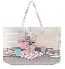 A Childs' Picnic Weekender Tote Bag