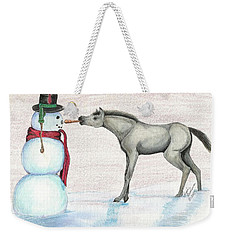 A Christmas Carrot Weekender Tote Bag