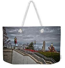 A Christmas View Weekender Tote Bag