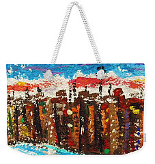 A City Like Baltimore Weekender Tote Bag