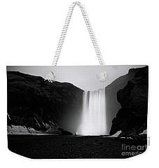 A Classic Waterfall Weekender Tote Bag