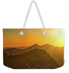 A Colorado Ending Weekender Tote Bag