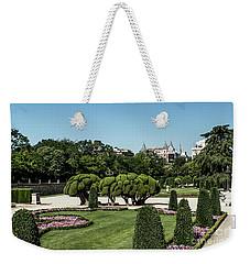 Colorfull El Retiro Park Weekender Tote Bag