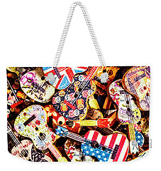 A Colour Instrumental Weekender Tote Bag
