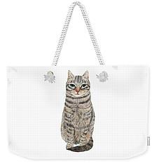 A Cool Tabby Weekender Tote Bag