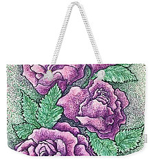 A Corsage For Millie Weekender Tote Bag