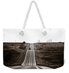 A Country Mile 1 Weekender Tote Bag