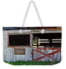 A Country Scene Weekender Tote Bag