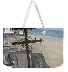 A Cross To Bear Weekender Tote Bag