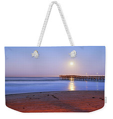 A Crystal Moon Weekender Tote Bag