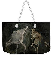 A Dance In The Woods Weekender Tote Bag