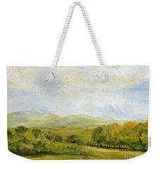 A Day In Autumn Weekender Tote Bag