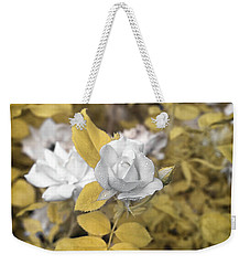 A Day In The Garden Weekender Tote Bag by Paul Seymour