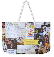 A Day In The Life Weekender Tote Bag