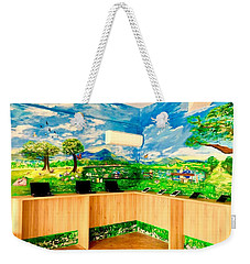 A Day In The Park  Weekender Tote Bag