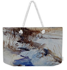 A Day Like That Weekender Tote Bag by Sandra Strohschein