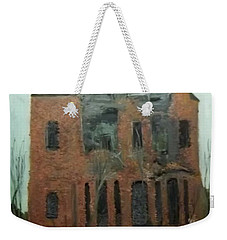 A Derelict House Weekender Tote Bag
