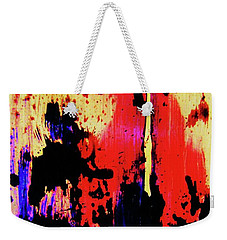 A Dollars Worth Of Blood Weekender Tote Bag