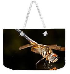 A Dragonfly Weekender Tote Bag