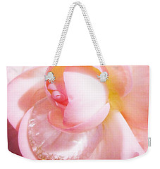 A Drop Of Love Weekender Tote Bag